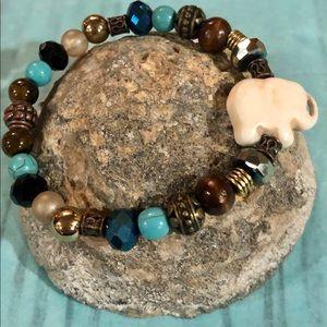 Elephant Multicolored Bracelet 🐘